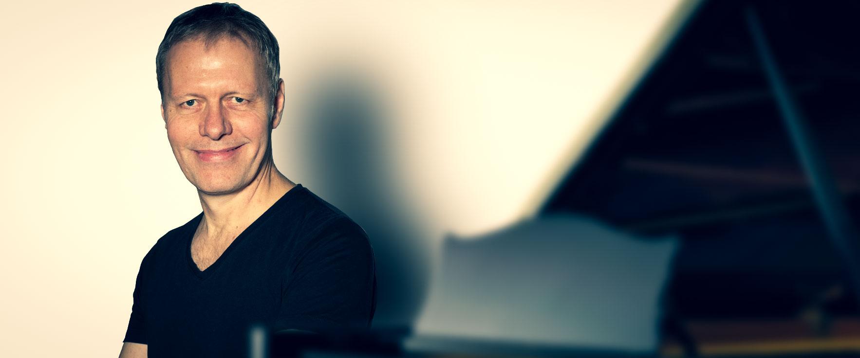 Bar-Pianist Thomas Krizsan
